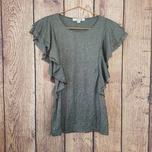 Forever 21 sleevless Gray top size S